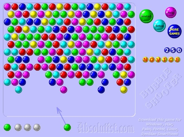 Bubble Shooter Click Here To Play For Free